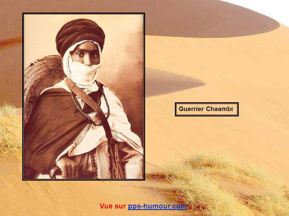 Guerrier Chaambi Vue sur pps-humour.com