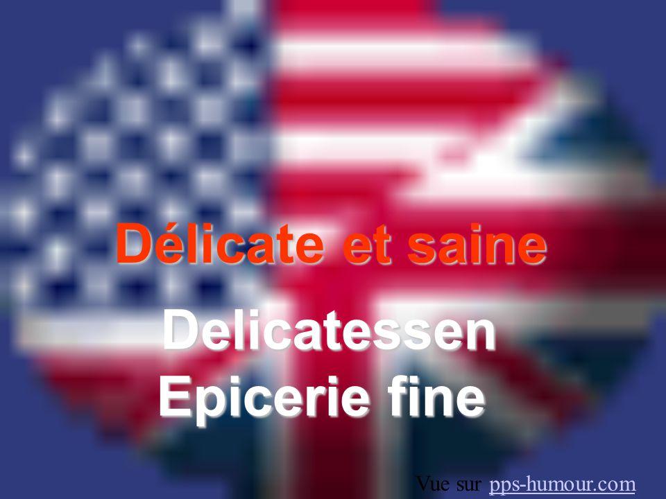 Delicatessen Epicerie fine