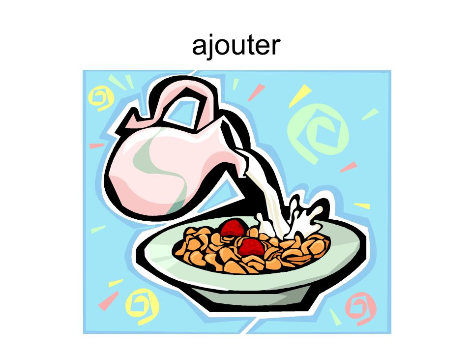 ajouter
