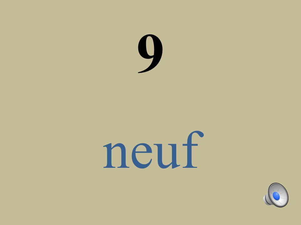 9 neuf