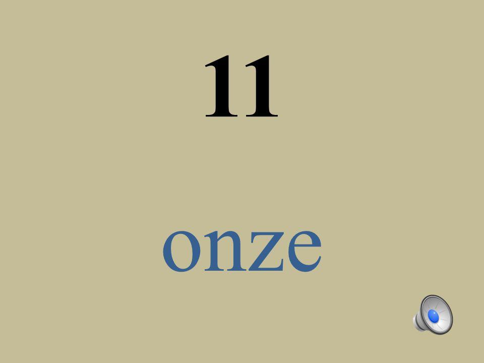 11 onze