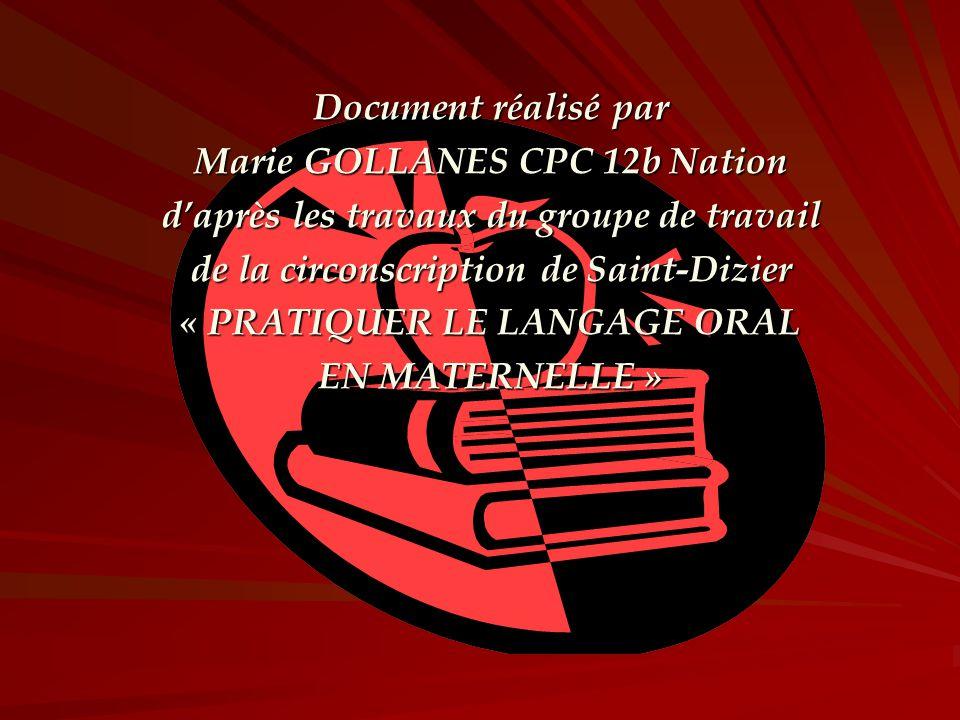 Marie GOLLANES CPC 12b Nation d'après les travaux du groupe de travail