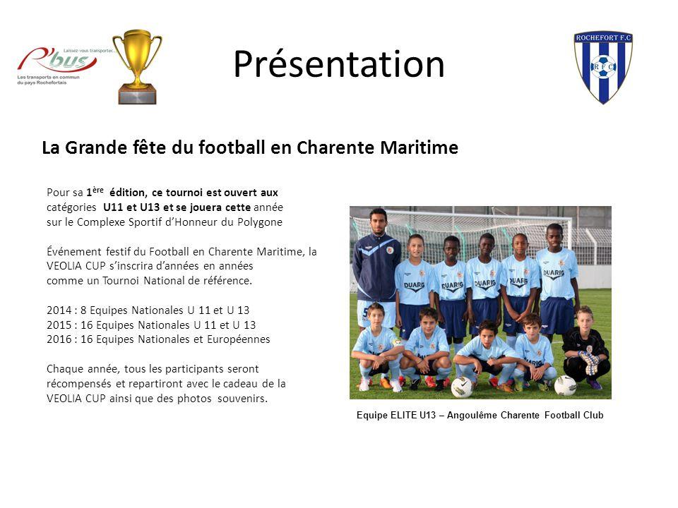 Présentation La Grande fête du football en Charente Maritime