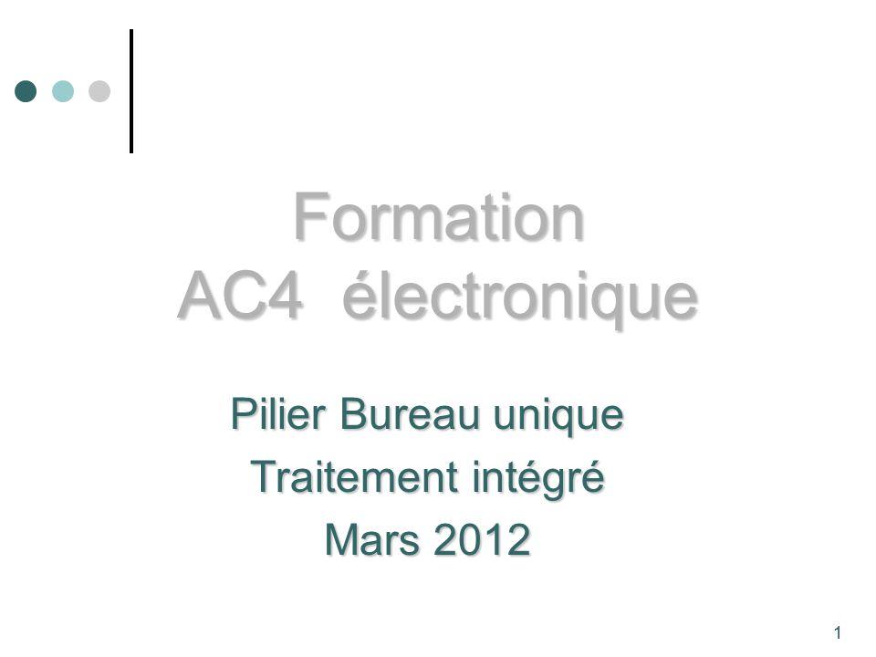 Formation AC4 électronique