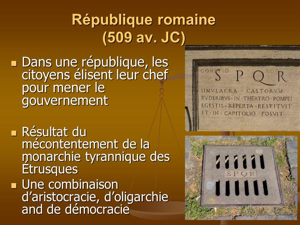 République romaine (509 av. JC)