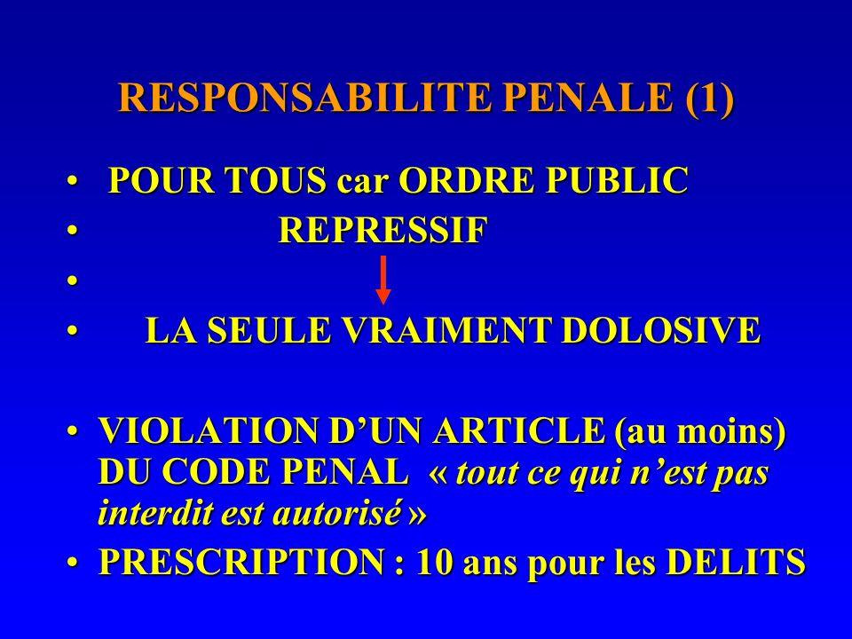 RESPONSABILITE PENALE (1)