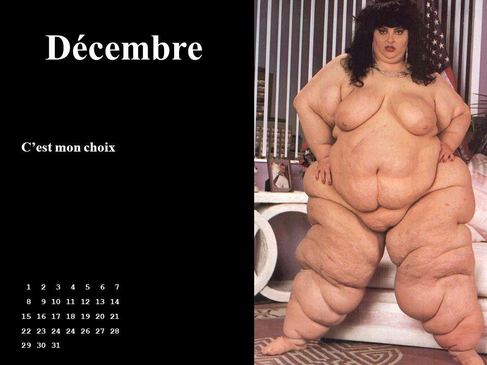 Décembre C'est mon choix 1 2 3 4 5 6 7 8 9 10 11 12 13 14