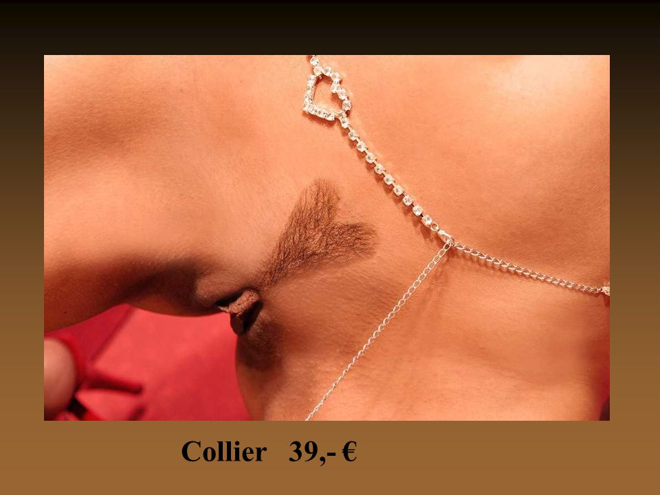 Collier 39,- €