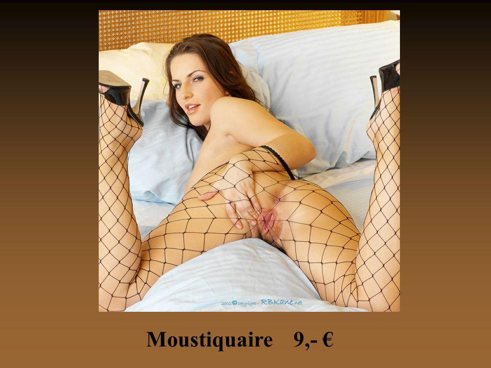 Moustiquaire 9,- €