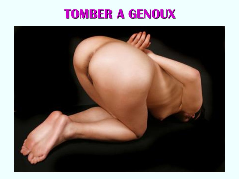 TOMBER A GENOUX
