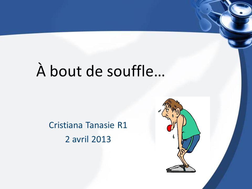 Cristiana Tanasie R1 2 avril 2013