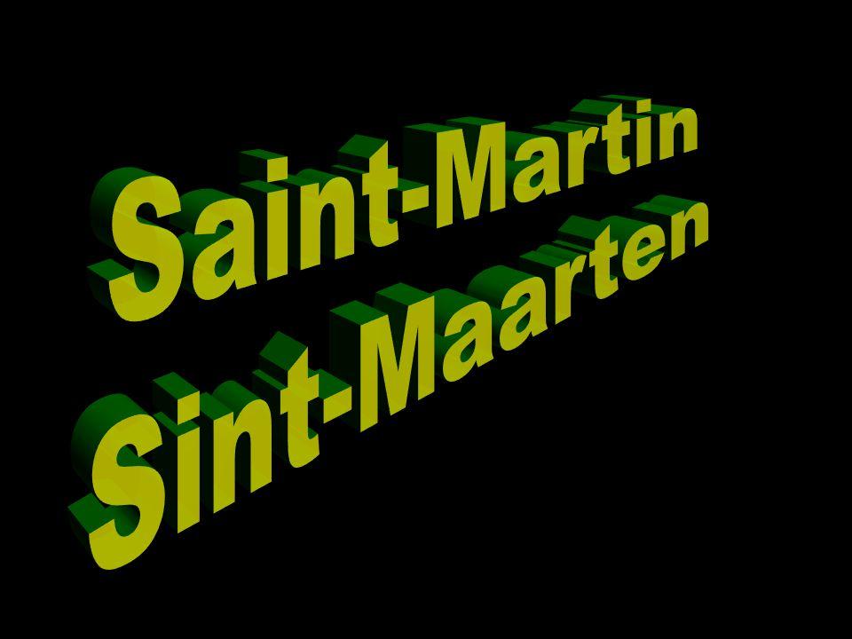 Saint-Martin Sint-Maarten