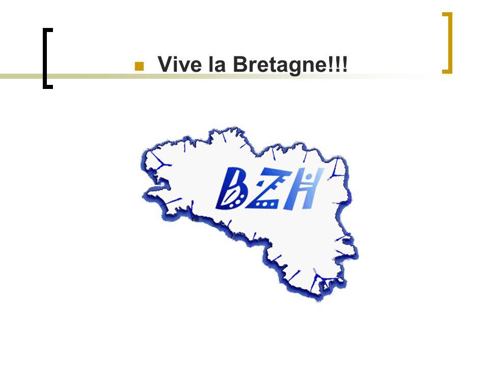 Vive la Bretagne!!!