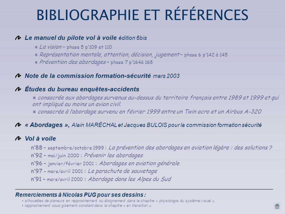 BIBLIOGRAPHIE ET RÉFÉRENCES