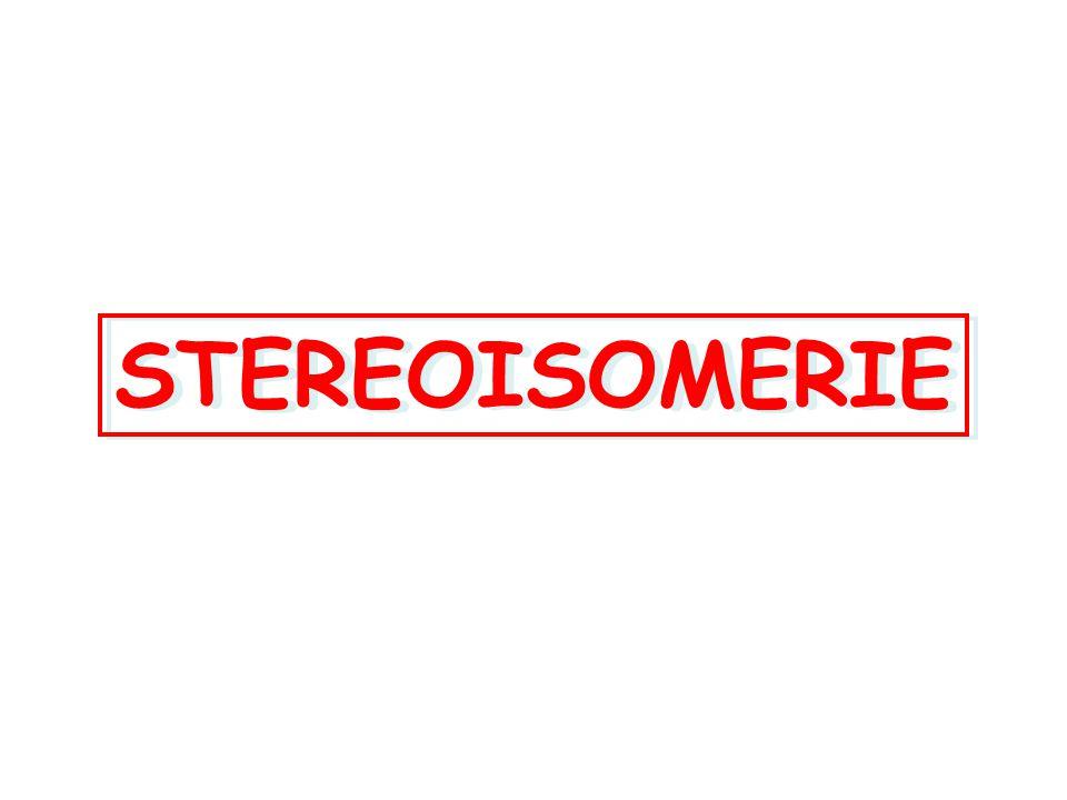 STEREOISOMERIE