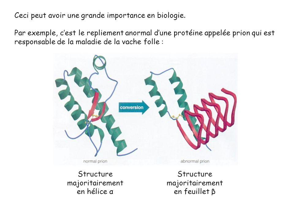 Ceci peut avoir une grande importance en biologie.