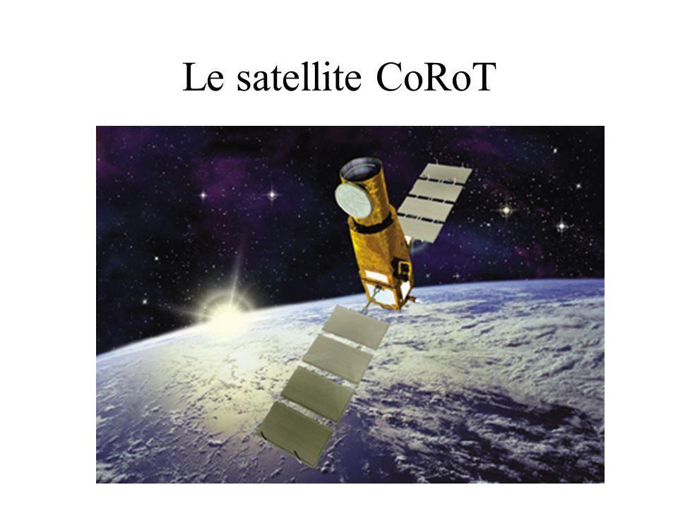 Le satellite CoRoT