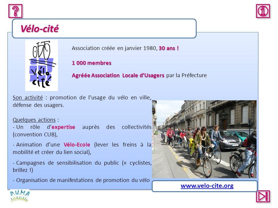 Vélo-cité www.velo-cite.org