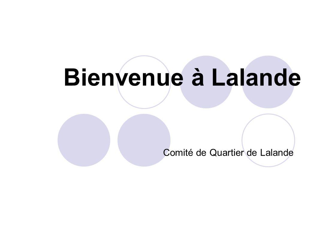 Comité de Quartier de Lalande