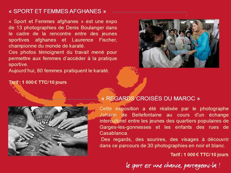 « SPORT ET FEMMES AFGHANES »