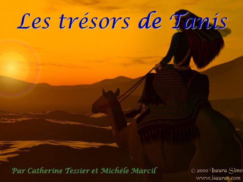 Les trésors de Tanis Par Catherine Tessier et Michèle Marcil
