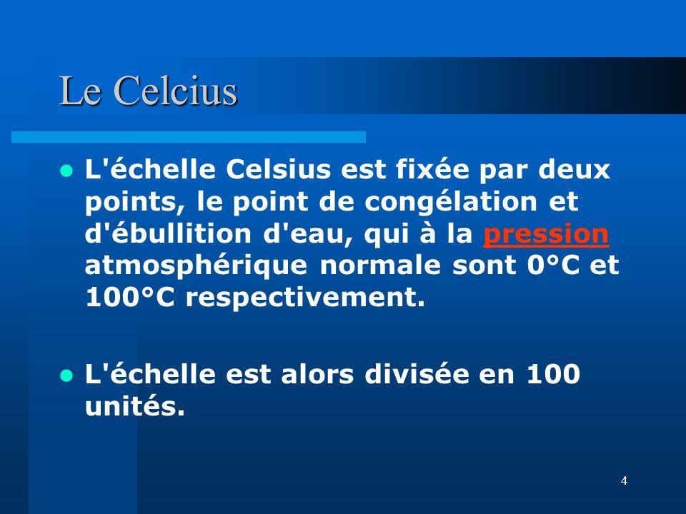 Le Celcius