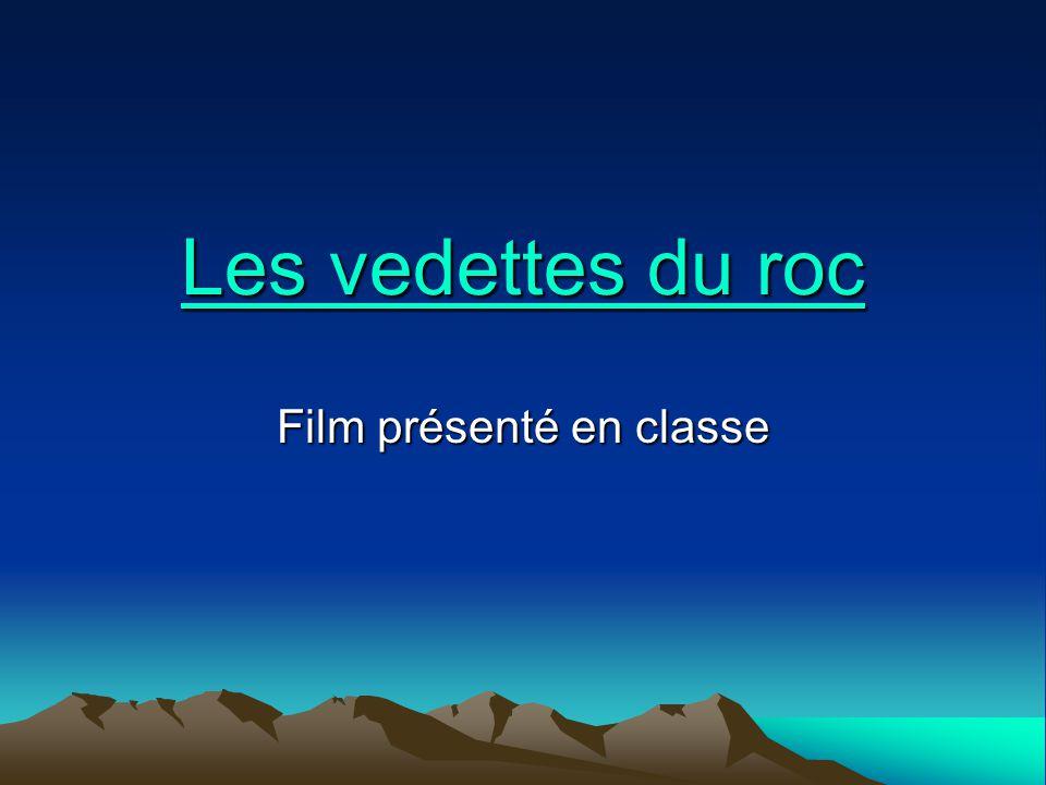 Film présenté en classe