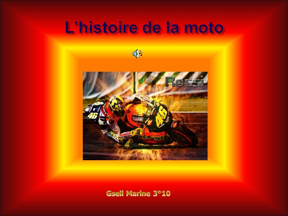 L'histoire de la moto Gsell Marine 3°10