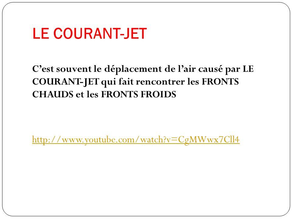 LE COURANT-JET