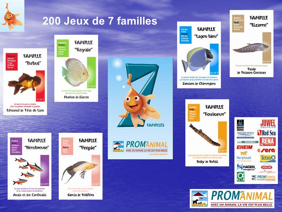 200 Jeux de 7 familles