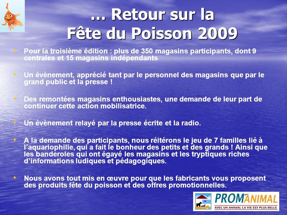 … Retour sur la Fête du Poisson 2009