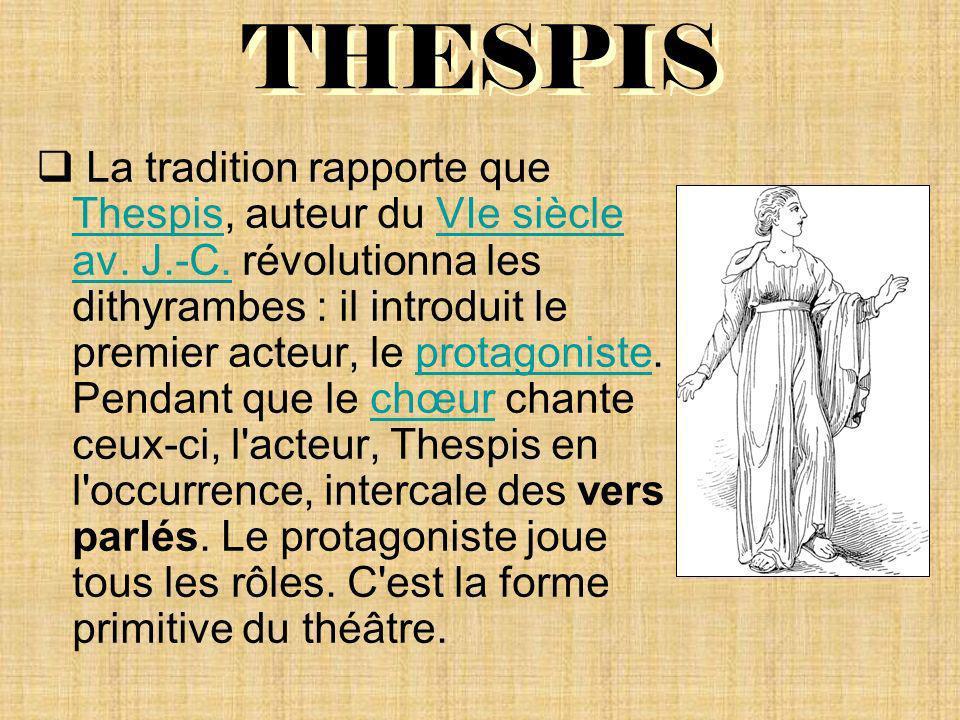 THESPIS
