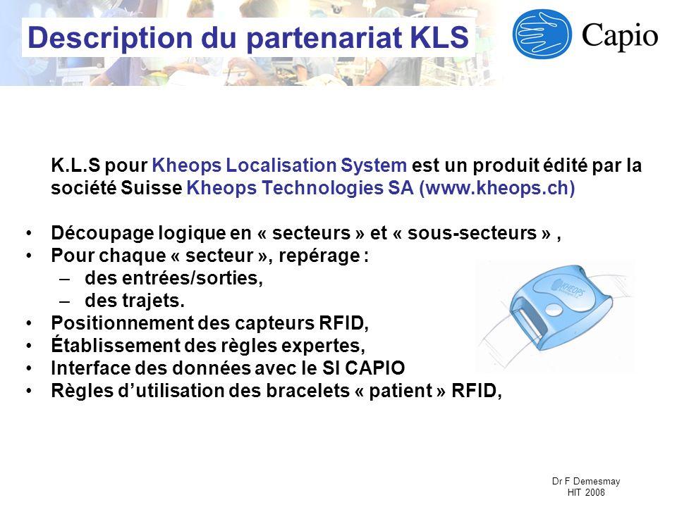 Description du partenariat KLS
