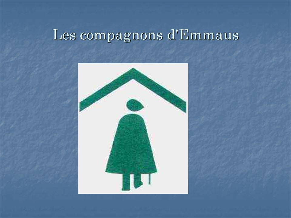 Les compagnons d Emmaus