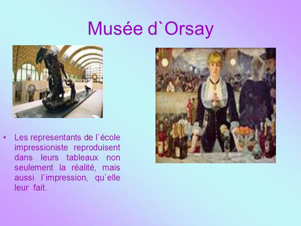Musée d`Orsay