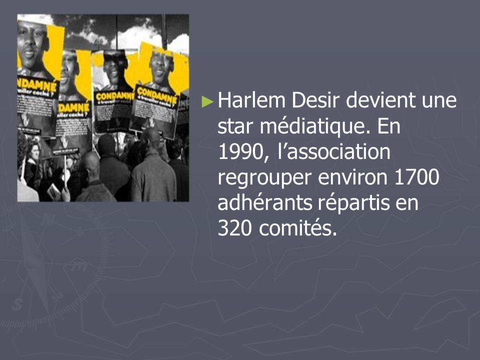 Harlem Desir devient une star médiatique