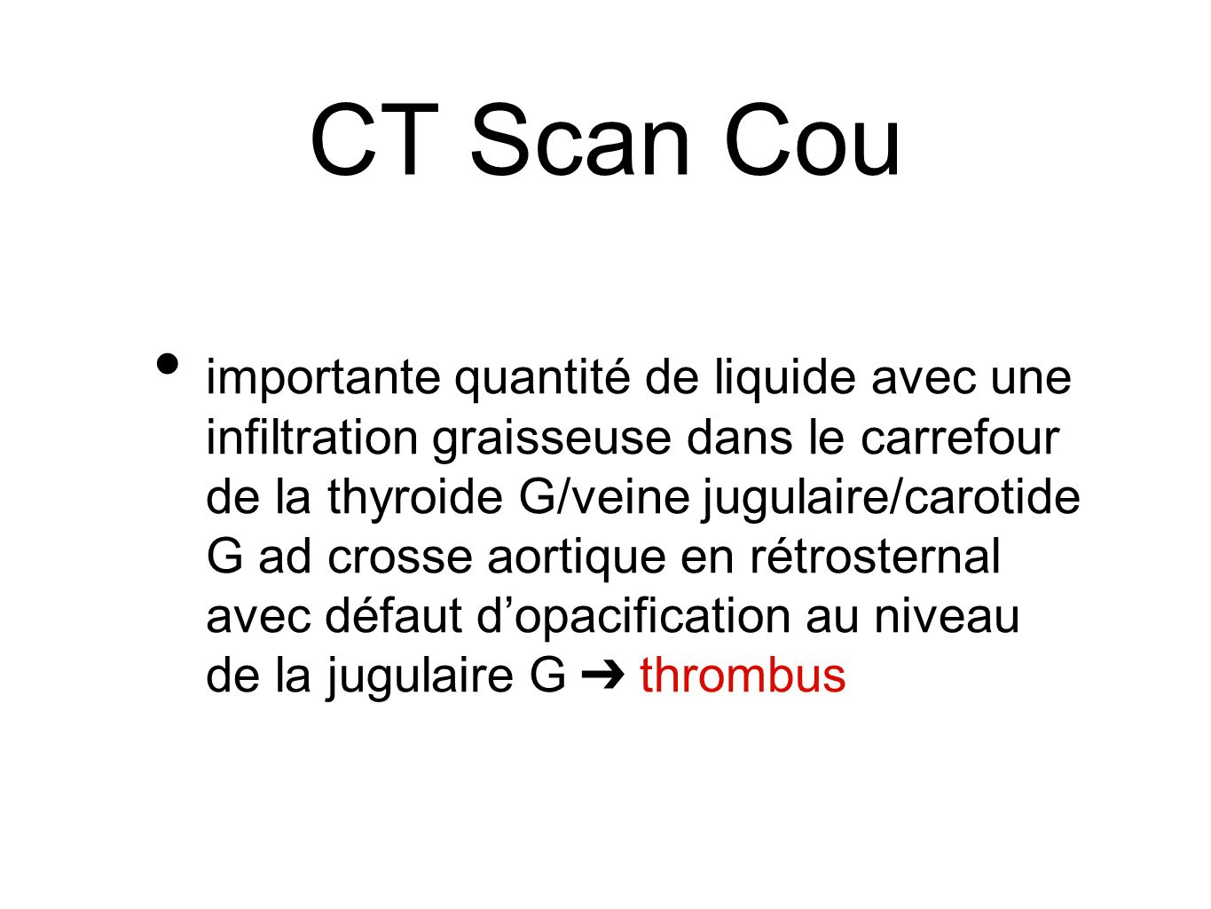 CT Scan Cou