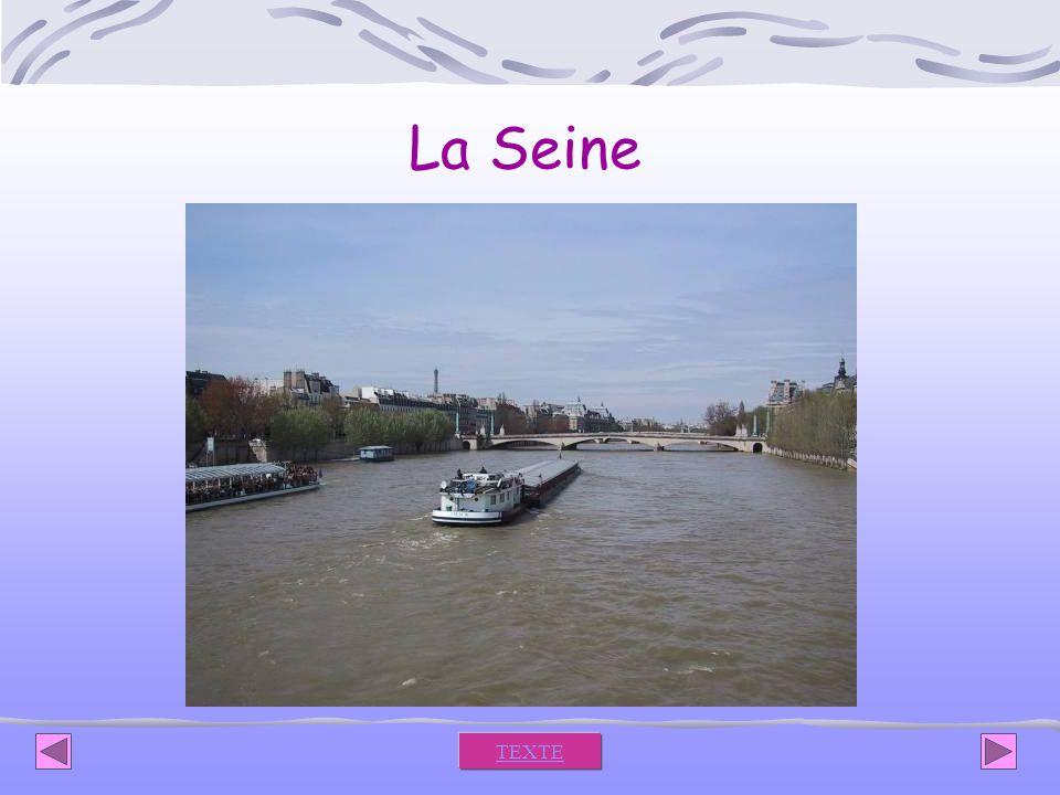 La Seine TEXTE