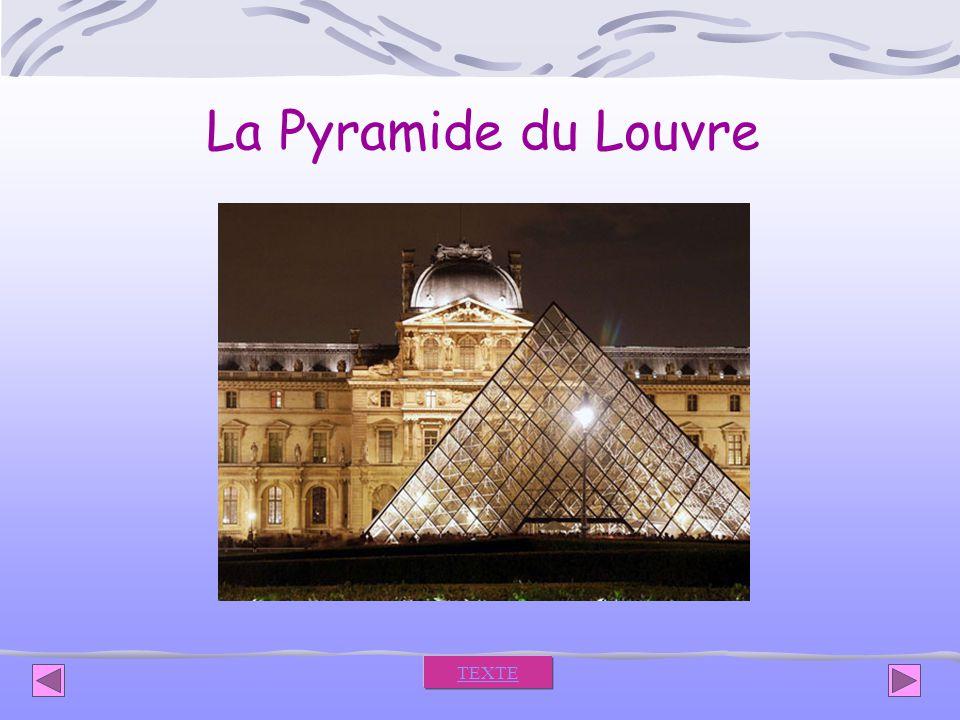 La Pyramide du Louvre TEXTE