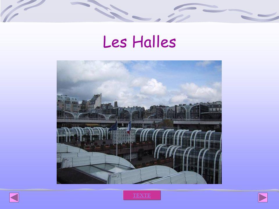 Les Halles TEXTE