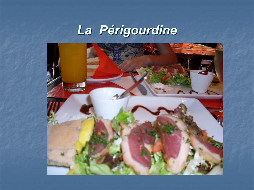 La Périgourdine