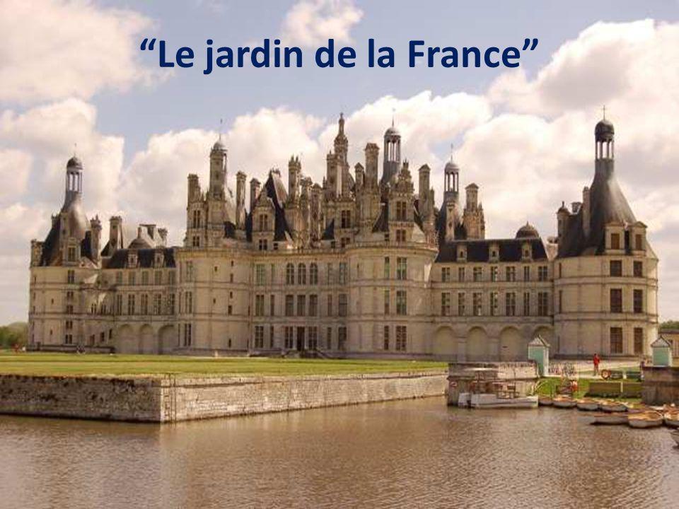 Le jardin de la France