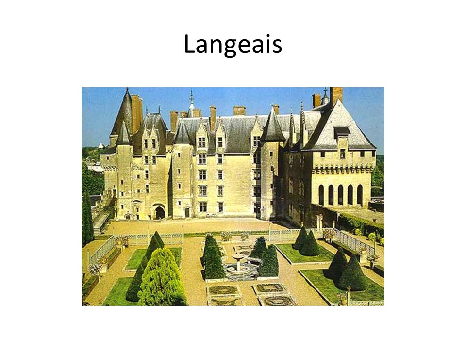 Langeais
