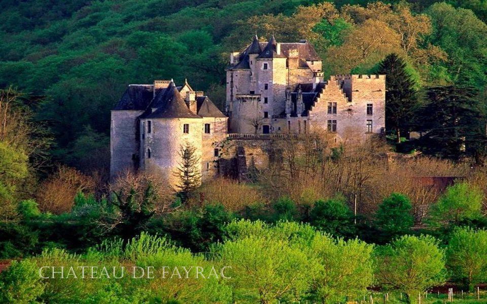 Chateau de Fayrac