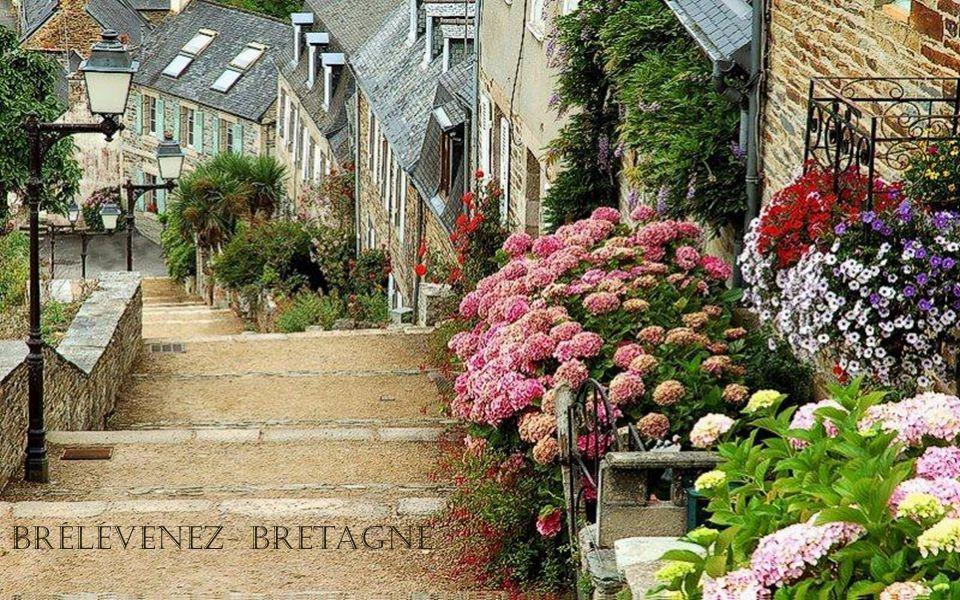 Brélévenez Bretagne