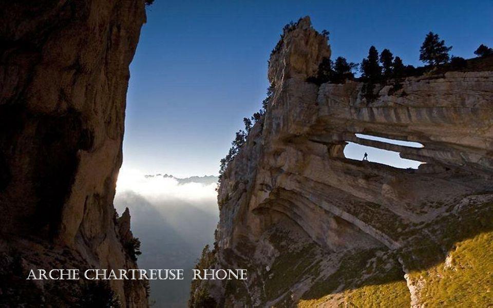 Arche Chartreuse Rhone