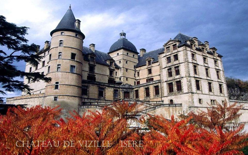 Chateau de Vizille Isère