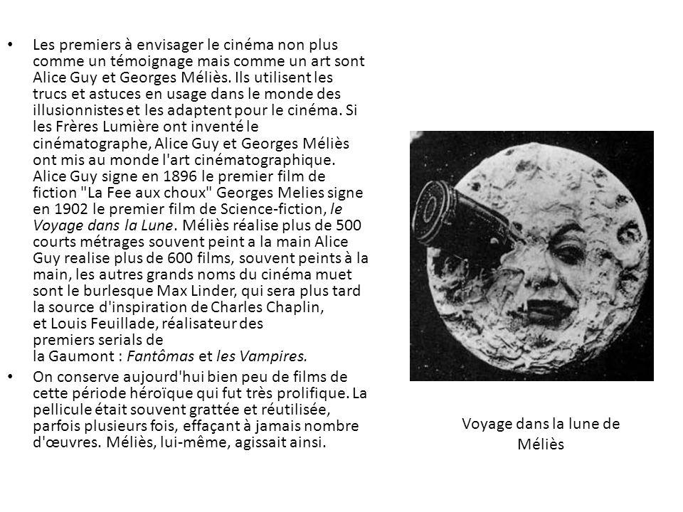 Voyage dans la lune de Méliès