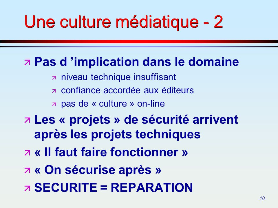 Une culture médiatique - 2