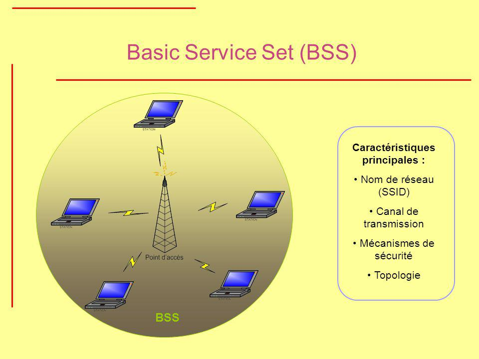 Basic Service Set (BSS)